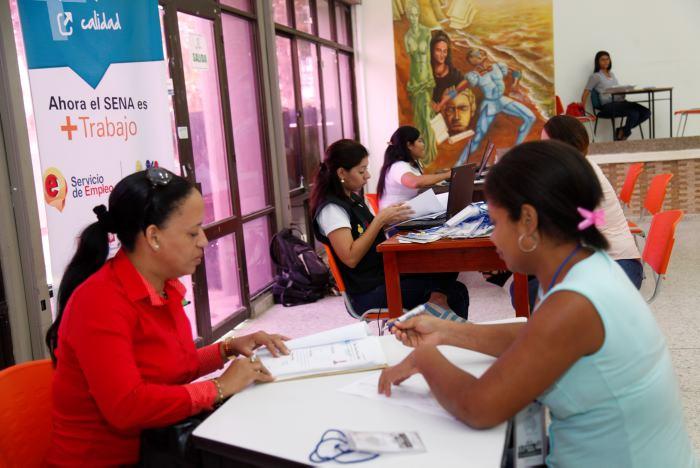 Vacantes de la Agencia Pública de Empleo del SENA en Córdoba