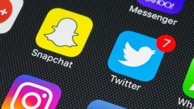 Así puedes compartir tuits en Snapchat e Instagram