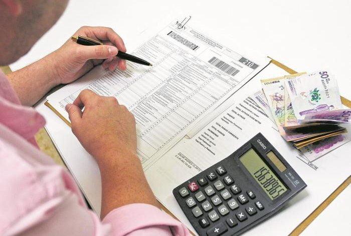 Calendario tributario para 2021