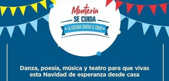 """Campaña de prevención contra el COVID19 """"Montería se cuida"""""""
