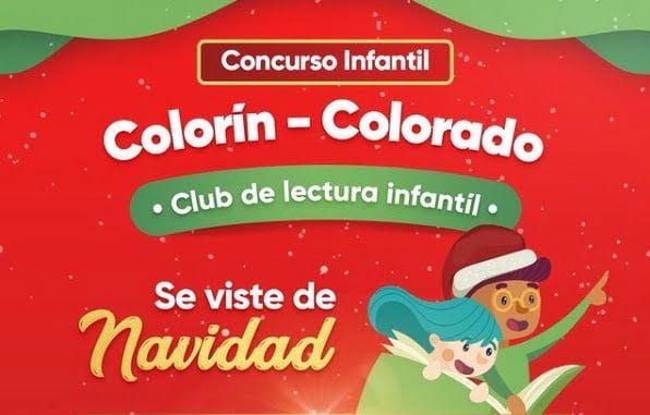 Concurso infantil Colorín Colorado en Córdoba