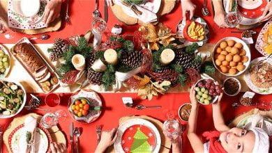 Cuide su alimentación durante las fiestas decembrinas