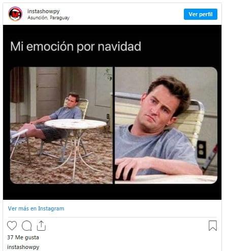 Divertidos memes que dejó la Navidad 2020