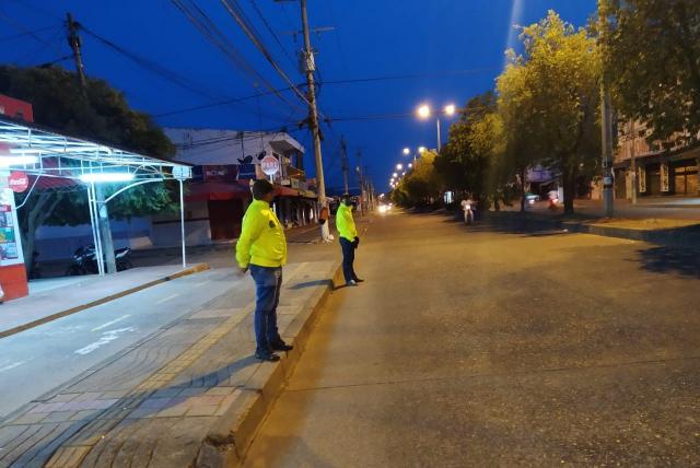 La Gobernación de Córdoba decretó toque de queda continuo todos los fines de semana del mes de mayo