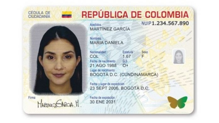Esto costará la cédula digital colombiana