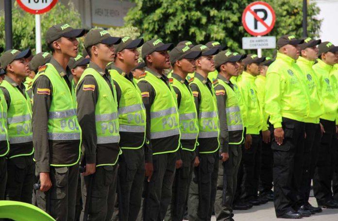 Estos son los números de los cuadrantes de la Policía en Montería