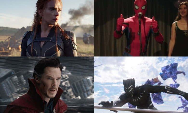 Fechas de estreno de las próximas películas de Marvel