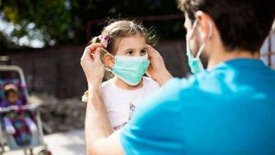 Menores de 5 años no deben usar tapabocas: OMS