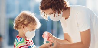 Nueva cepa del coronavirus afectaría más a los niños