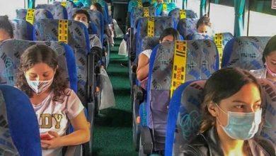 Nuevo protocolo de bioseguridad para el transporte público en el país