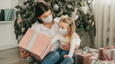 OMS pide usar tapabocas en las reuniones familiares de Navidad