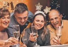 Planes para festejar Año Nuevo en casa