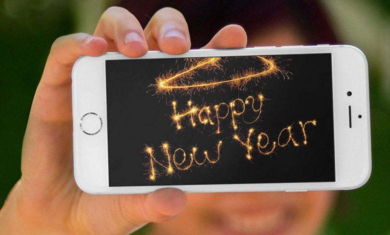 Programa tus mensajes de año nuevo en WhatsApp