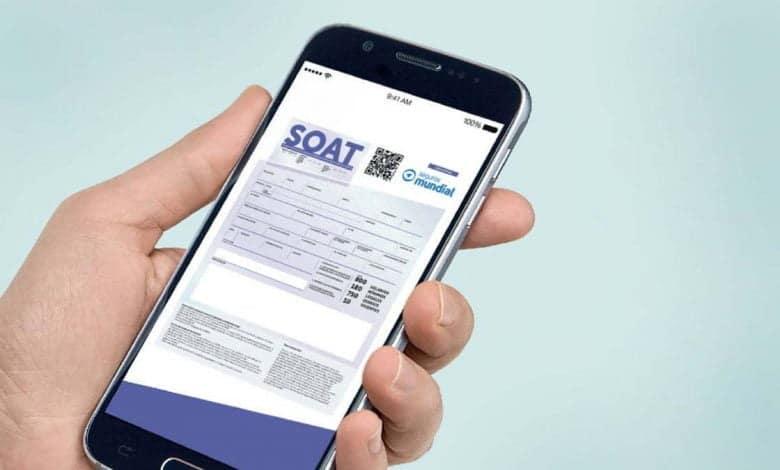 SOAT baja en todas las categorías para 2021