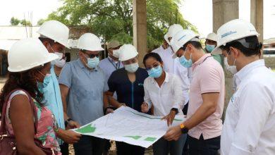 Así avanza construcción del hospital de la comuna 6 en Montería