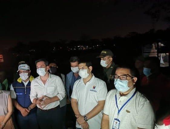 Balance de atención a las familias afectadas por incendio en Nuevo Milenio