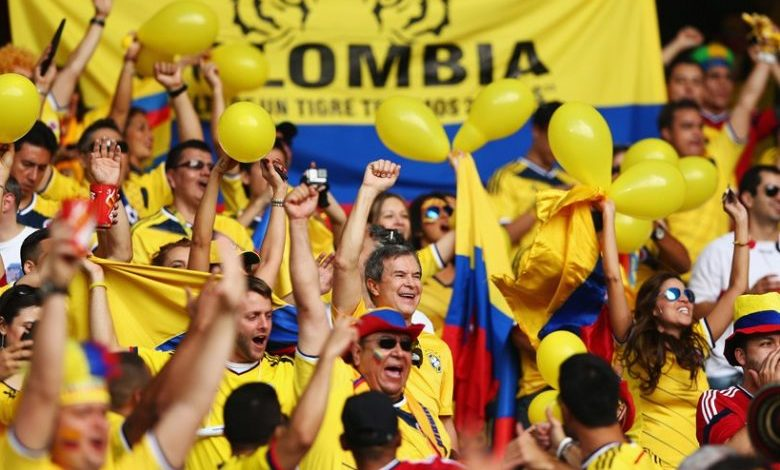 Colombia es el tercer país más feliz del mundo