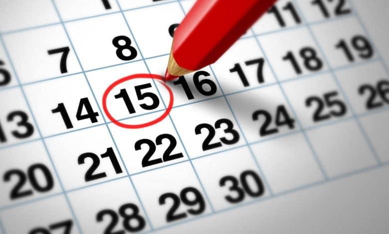 Estos serán los días festivos para 2021 en Colombia