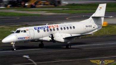 La aerolínea EasyFly solicitó permiso para ruta Cali – Montería