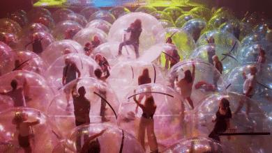 Primer Concierto de Burbujas Espaciales del Mundo