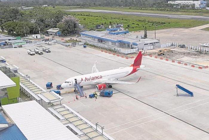 Suspenden vuelos de pasajeros desde y hacia Leticia por 15 días