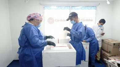 Así se distribuirán las 6.243 vacunas SINOVAC en Córdoba
