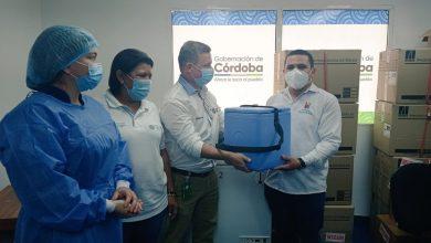 Así se distribuirán las nuevas vacunas en Montería
