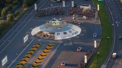 Así será el primer aeropuerto para autos voladores