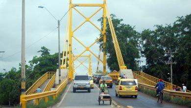 Cerrarán de manera parcial el puente metálico Gustavo Rojas Pinilla