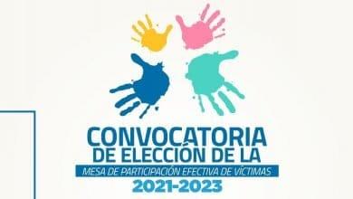 Elección de la Mesa de Participación 2021-2023