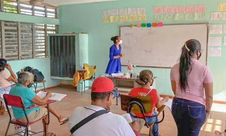 Inscripciones abiertas para programa Educación para adultos en Montería