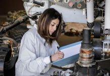 La colombiana detrás de la misión espacial de la NASA a Marte