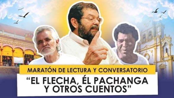 Maratón de lectura y Conversatorio en honor a David Sánchez Juliao