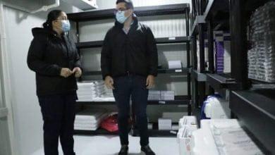 Montería tiene primer ultracongelador para vacunas contra el Covid19