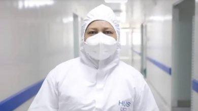 ¿Quién es la primera persona vacunada contra covid19 en Colombia?