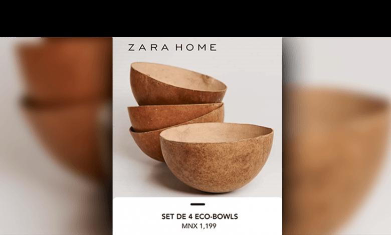 'Eco bowls' de Zara resultaron ser falsos