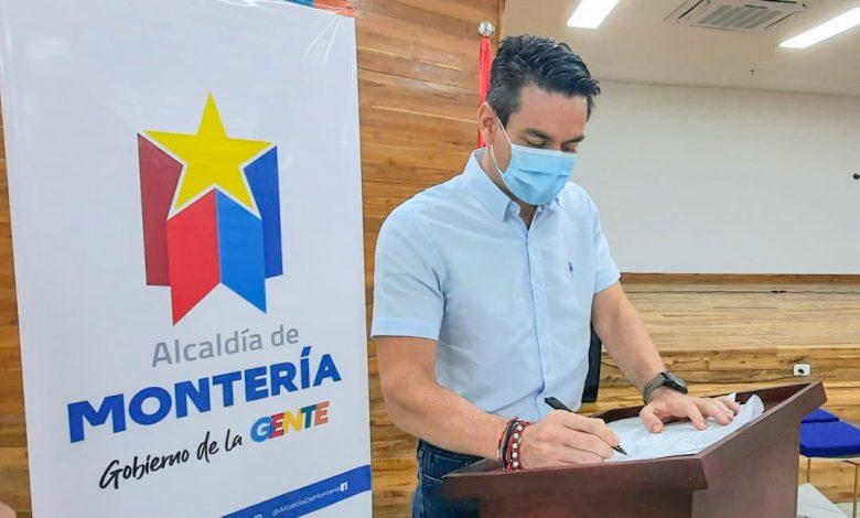 Alcaldía de Montería firmó convenio con Universidad de Antioquia