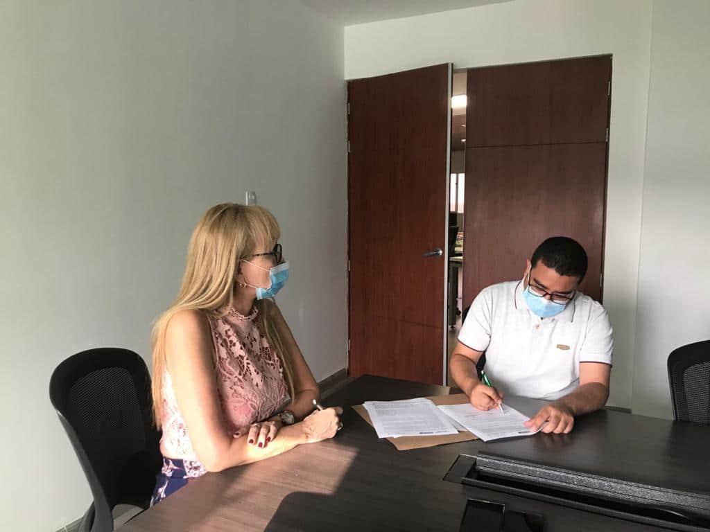 Alcaldía y DIAN firman convenio para formar ciudadanos fiscales