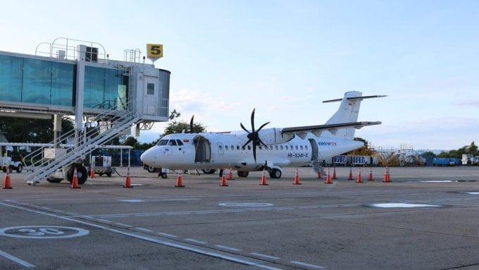 Autorizan operación de nuevas rutas a aerolínea EasyFly