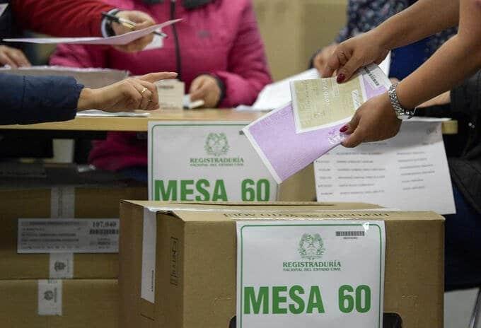 Calendario electoral para las elecciones a Congreso de 2022