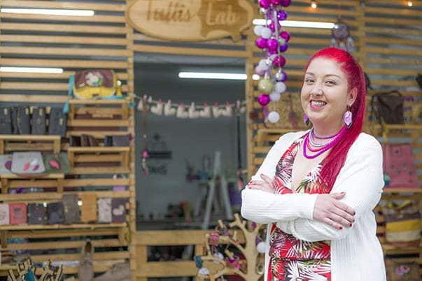 Capacitación online en marketing digital a emprendedoras colombianas