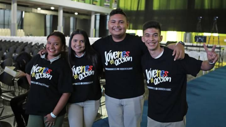 Cronograma de pagos del programa Jóvenes en Acción