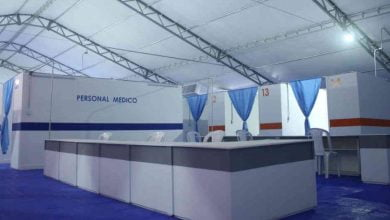 Hospital de Campaña de Córdoba seguirá funcionando