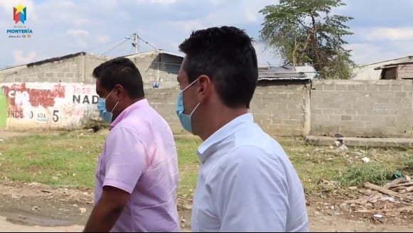 """""""Le creemos a la gente de Montería"""", alcalde Ordosgoitia"""