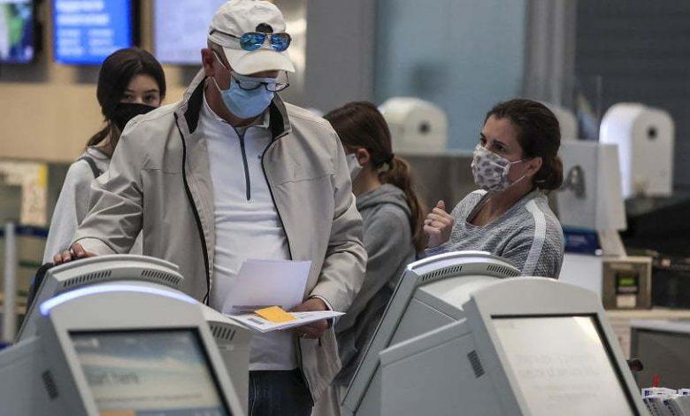 Medidas en España para viajeros de Colombia