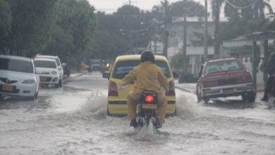 Prepárese para la temporada de lluvias