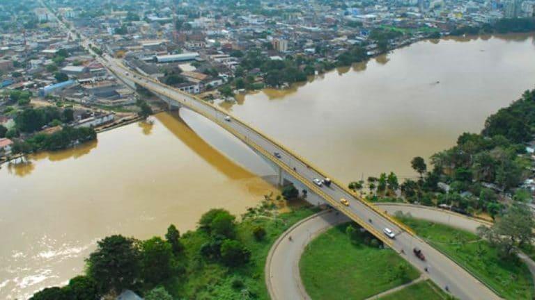 Zona peatonal del puente Segundo Centenario será cerrado a partir del 14 de abril