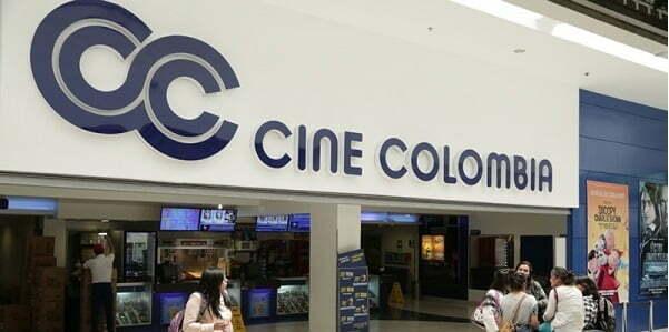 Cine Colombia no aceptará efectivo como medio de pago
