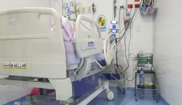 Montería en alerta por ocupación del 88,56% en camas de UCI para la atención de pacientes Covid