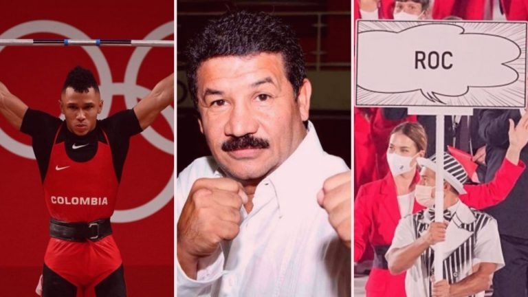 Olímpicos: el mensaje de Miguel 'Happy' Lora, el castigo a los rusos y el desempeño actual de Colombia en Tokio 2020